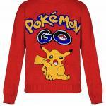 Pokemon Go Ugly Christmas Sweater