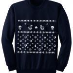 Pokemon Minimalist Ugly Christmas Sweater