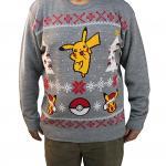 Pokemon Pikachu Ugly Christmas Sweater
