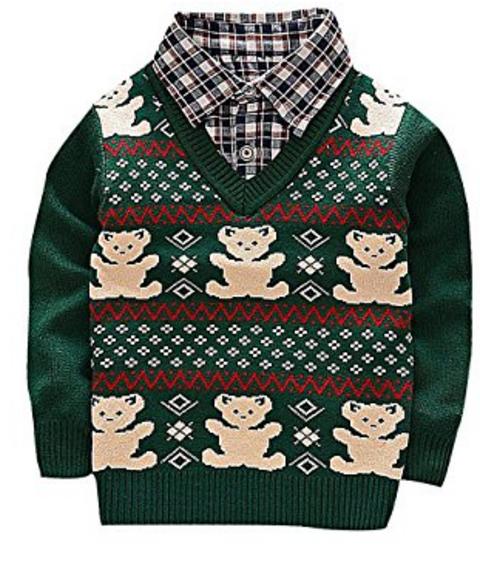 pupik-boys-stylish-v-polo-sweater