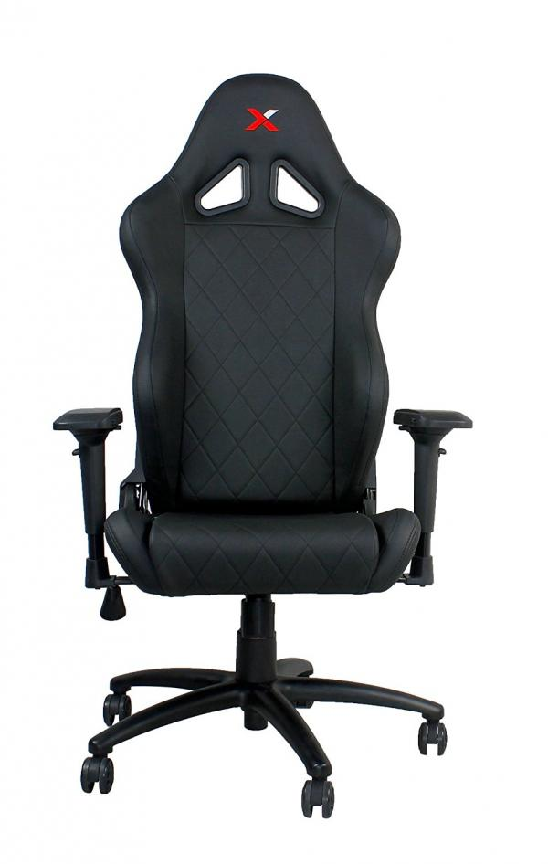 RapidX Ferrino Line Black Diamond Gaming Chair