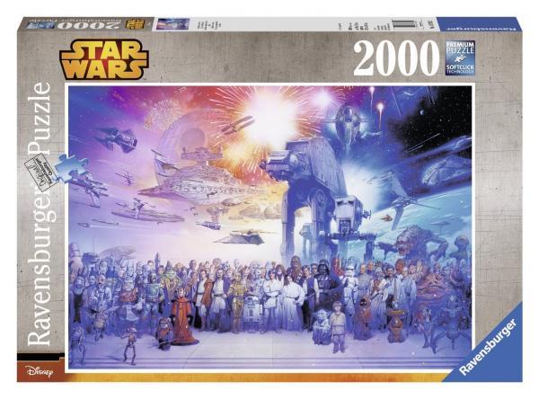 Ravensburger Star Wars Episode I-VI Saga Puzzle