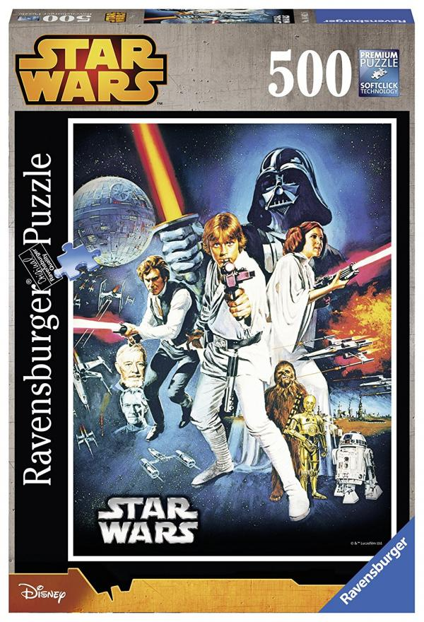 Ravensburger Star Wars Episode I-VI a New Hope Jigsaw Puzzle