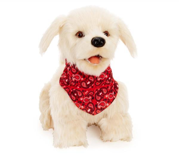 Robot-Dog-Georgie-Interactive-Electronic-Puppy