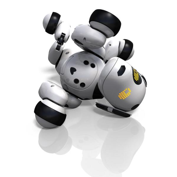 Robot Dog Zoomer: The Interactive Puppy