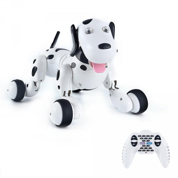 SaintSmart Jr. Electronic RC Smart Dog: A Wireless Interactive Puppy