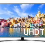 Samsung 55-inch 4k Ultra HD Smart LED TV