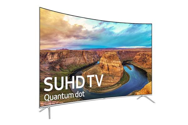 Samsung Curved 65-inch 4k Ultra HD Smart LED TV