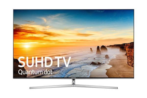 Samsung KS9000 Flat 75-Inch 4K Ultra HD LED Smart TV