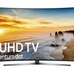 Samsung KS9800 Curved 78-Inch 4K Ultra HD LED Smart TV