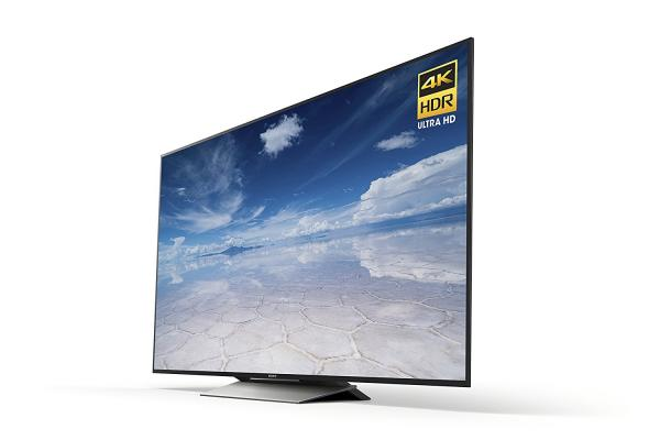 Sony 75-Inch 4k HDR Ultra HD Smart TV