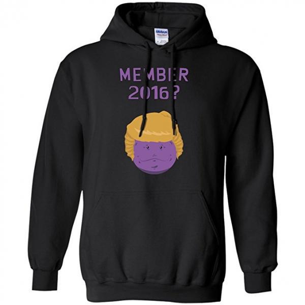 South Park Member Berries Donald Trump Hoodie Sweatshirt