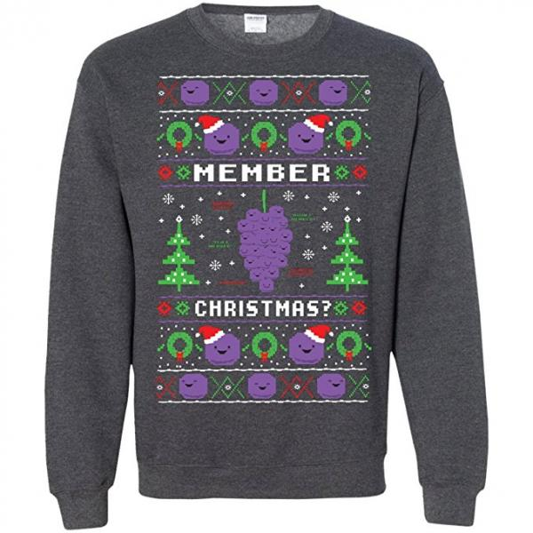 South Park Member Berries Ugly Christmas Sweater