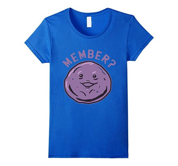 South Park Member Berry Remember T-Shirt