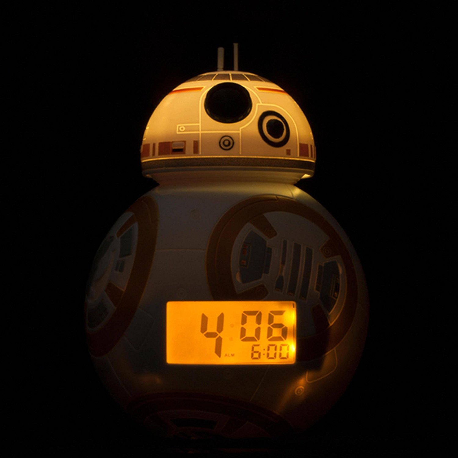 Star Wars BB-8 Clock