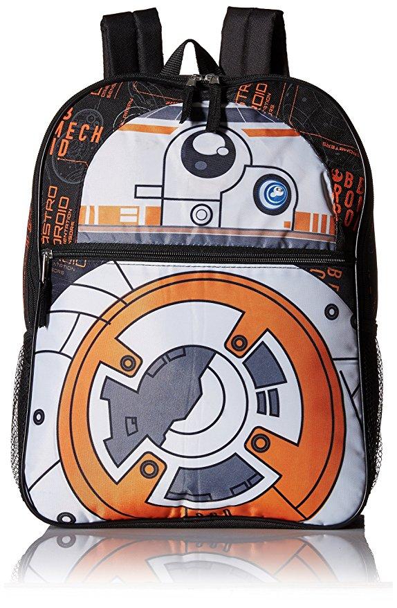 Star Wars BB-8 Lights & Sounds Backpack