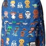 Star Wars Baby Characters Backpack