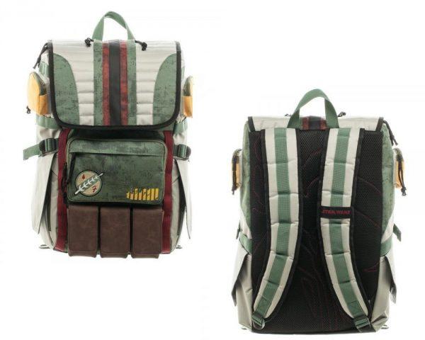 Star Wars Boba Fett Mandalorian Suit Backpack