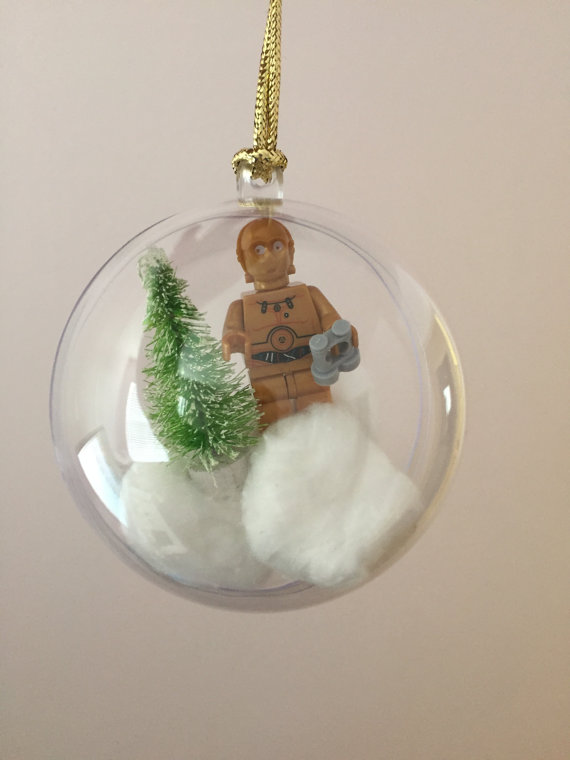 Star Wars C3-PO Christmas Tree Ornament