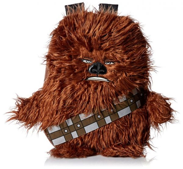 Star Wars Chewbacca Furry Backpack