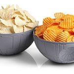 Star Wars Death Star Chip and Dip Bowls