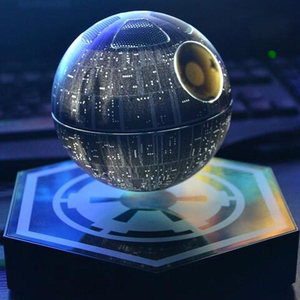 Star Wars Death Star Levitating Bluetooth Speakers