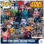Star Wars Funko Pop Puzzle