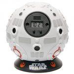Star Wars Jedi Training Ball Clock