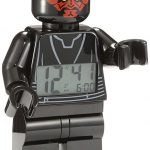 Star Wars LEGO mini Darth Maul Clock