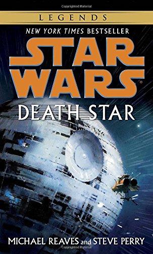 Star Wars Legends Death Star Book