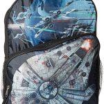 Star Wars Millennium Falcon, X-Wing & Death Star Backpack