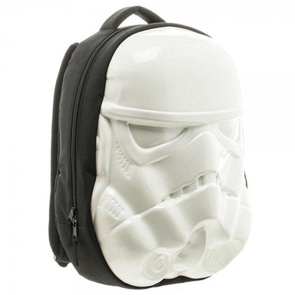 Star Wars Moulded Stormtrooper Helmet Backpack