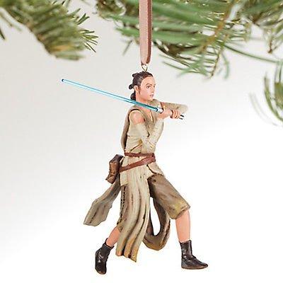 Star Wars Rey Christmas Tree Ornament