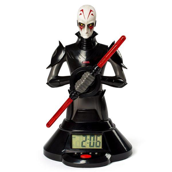 Star Wars The Inquisitor Rebels Lightsaber Clock