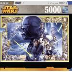 Star Wars The Legacy Puzzle 5000 Professional Premium