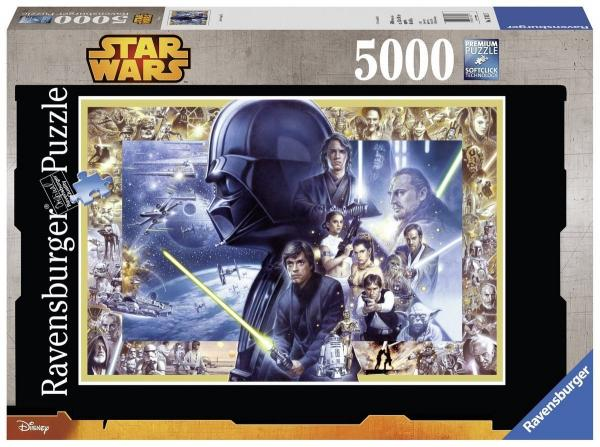 Star Wars The Legacy Puzzle 5000 Professional Premium