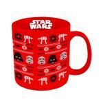 Star Wars Ugly Sweater Holiday Ceramic Mug