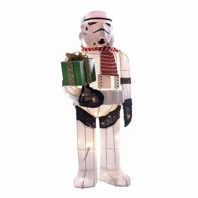 Stormtrooper 3D Lawn Christmas Decor