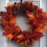 Thanksgiving Fall Wreath