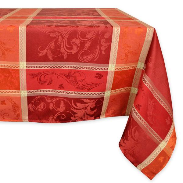 Thanksgiving Harvest Tablecloth