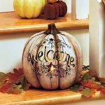 Thanksgiving LED Pumpkin
