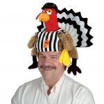 Thanksgiving Referee Turkey Hat