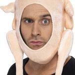 Thanksgiving Stuffed Turkey Hat
