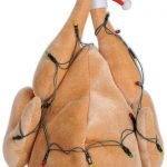 Thanksgiving Turkey Hat With Lights