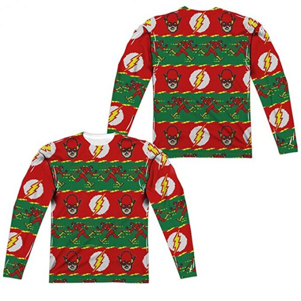 The Flash Ugly Christmas Sweater