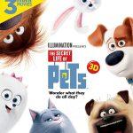 The Secret Life of Pets Blu-Ray
