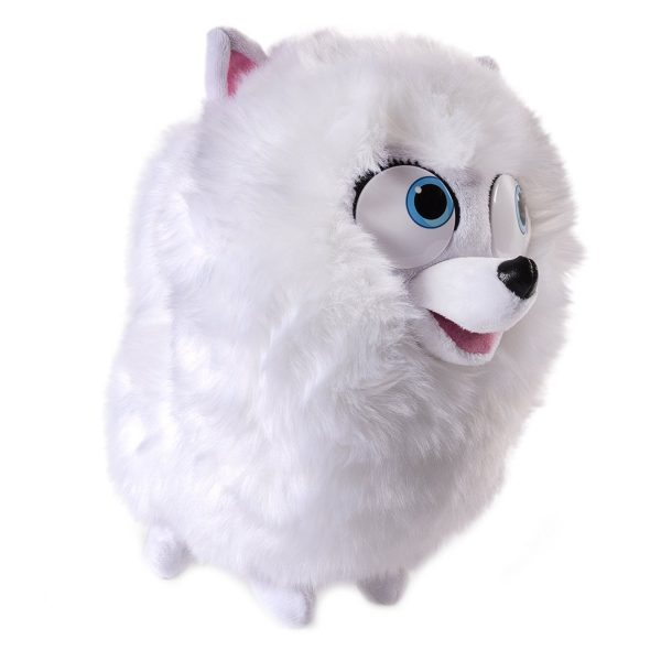 The Secret Life of Pets Gidget Talking Plush Buddy