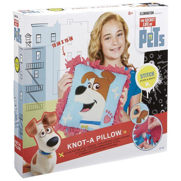The Secret Life of Pets Knot-A Pillow