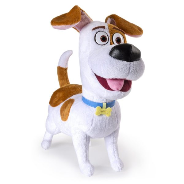 The Secret Life of Pets Max Talking Plush Buddy