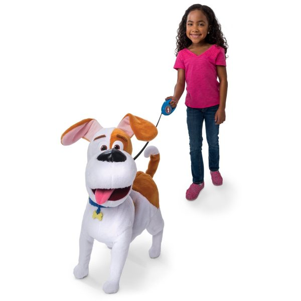 The Secret Life of Pets On-Leash Max Toy